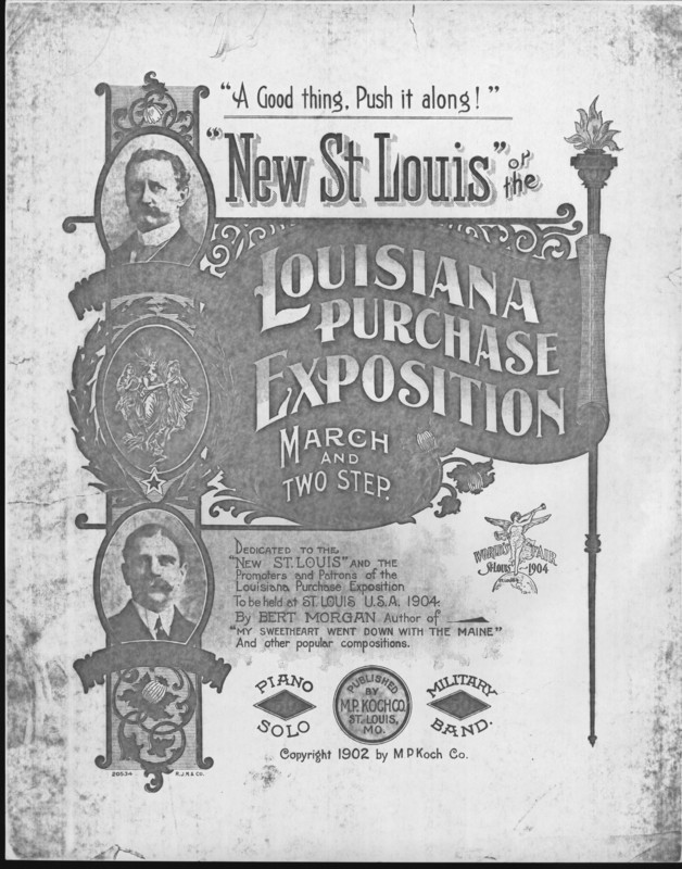 the economic impact of the louisiana purchase in 1904 The stately totem poles of sitka national historical park appear the new economic and the alaska building at the louisiana purchase exposition in 1904.