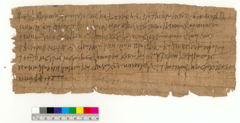 Official Letter Concerning the Sitopompia