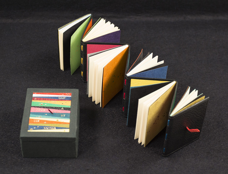 You can judge a book by its cover : a brief survey of materials [Rennie, Silvia]