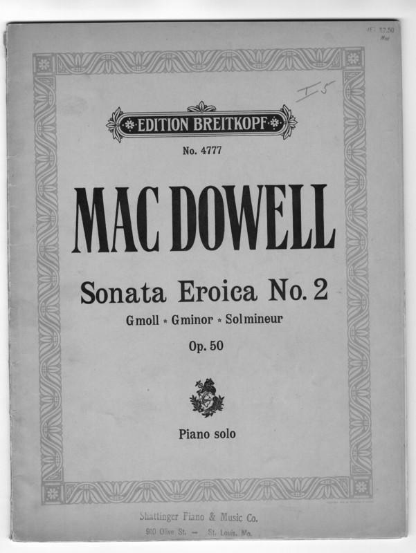 """Sonata eroica:  """"flos regum Arthurus"""""""