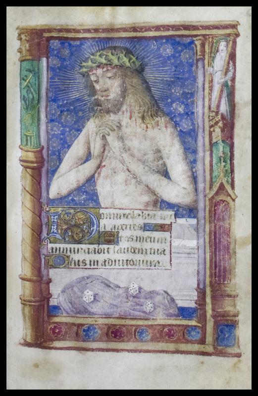 [In principio erat verbum] et verbum erat apud deum et deus erat verbum ...