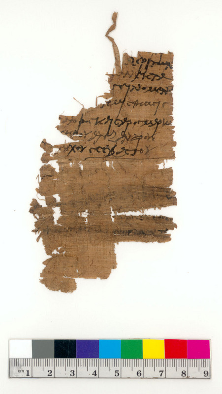 Fragment of a Lease