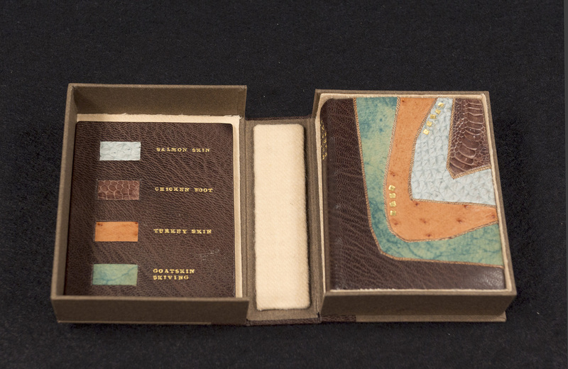 You can judge a book by its cover : a brief survey of materials [Smith, Sally Lou, 1925-]