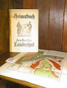 Heimatbuch des Kreises Landeshut i. Schl.