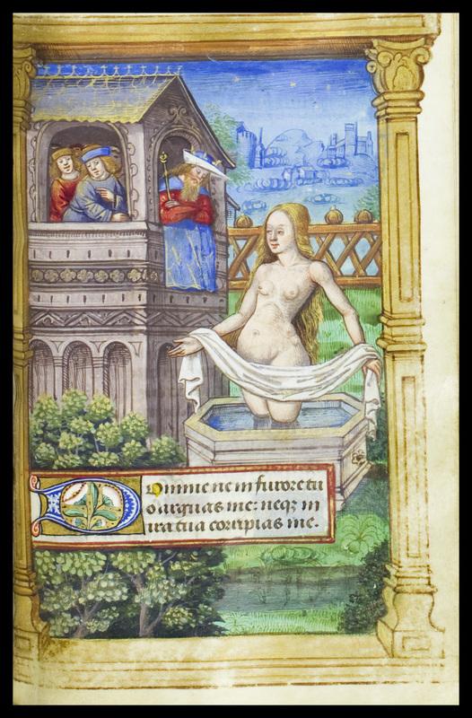 Incipit officium beate Marie uir : ginis secund'usum romane eccie.