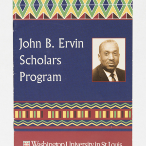 John B. Ervin Scholars Program