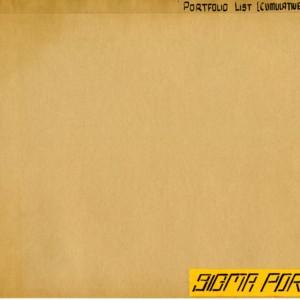 """""""Portfolio List [Cumulative]"""" by Alexander Trocchi"""