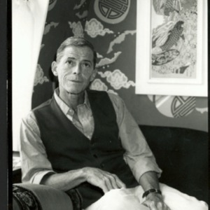 The Summer Palace: James Merrill's Fantastical Wallpaper
