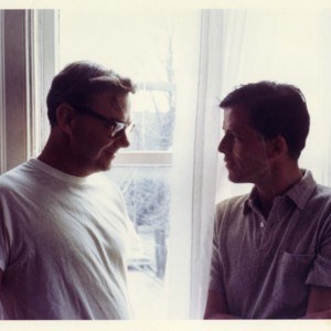 David Jackson and James Merrill
