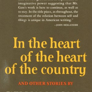 <em>In the Heart and the Heart of the Country</em> dust jackets