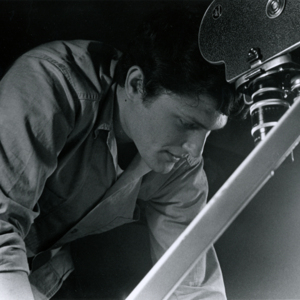 Steve Carver during a studio shoot for production of &quot;More Than One Thing&quot; <br />