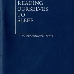 <em>Reading Ourselves to Sleep</em>by Donald Finkel, John N. Morris, Howard Nemerov, Constance Urdang, and Mona Van Duyn, 1986.