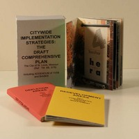Citywide implementation strategies : the draft comprehensive plan : the city of St. Louis, Missouri (Ref: TM 6B, 3/75), including addendum of 11/08 and biases
