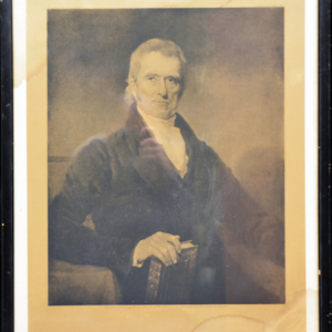 Washington University School of Law archives : pictures of judges and law deans