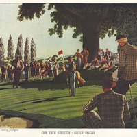 On the Green - Hole High