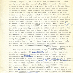 James Dickey's 1966 National Book Award for Poetry acceptance speech for <em>Buckdancer's Choice</em>