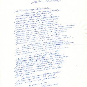 "<p class=""p1"">Samuel Beckett to Henry Wenning, 22 May 1964<span class=""Apple-converted-space"">&nbsp;</span></p>"