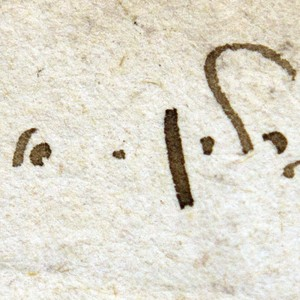 Signature of Isaac Berlin