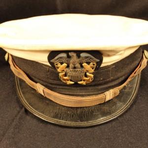 U.S. Navy Officers Hat