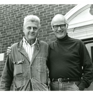 Howard Nemerov and Joseph Tucker.