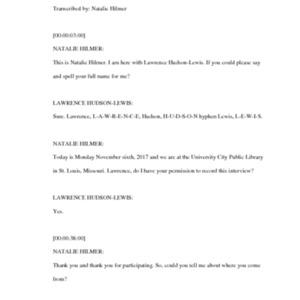 HUDSON-LEWIS_L_20171106_HILMER_FINAL TRANSCRIPT.pdf