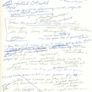 """""""Endings: For Howard Nemerov"""" by Mona Van Duyn"""