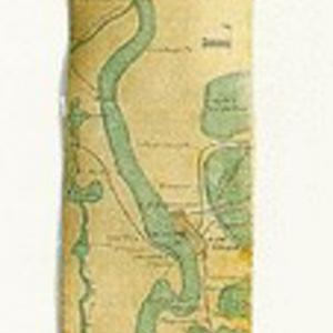 The Ribbon Map of the Father of the Waters