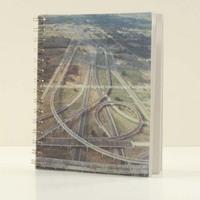 A formal comparison between highway interchanges & waterslides