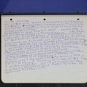 Merrill Ouija Notebook 125.2960
