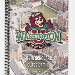 Ervin Scholars Class of '14: Then & Now