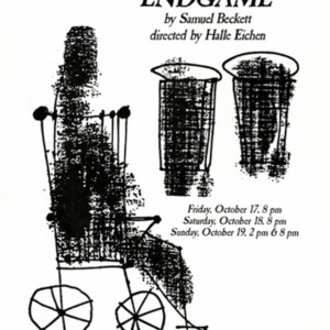 <em>Endgame</em> by Samuel Beckett and directed by Halle Eichen