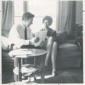 William Jay Smith and Eudora Welty