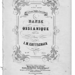 Danse Ossianique : op. 12 /