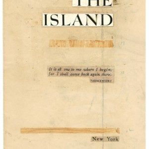 <em>The Island</em> by Robert Creeley
