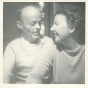 Isabella Gardner and Allen Tate