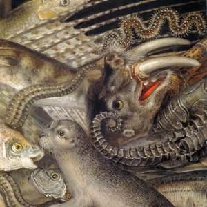 Water (1566) - detail