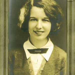 Mary during her high school years.