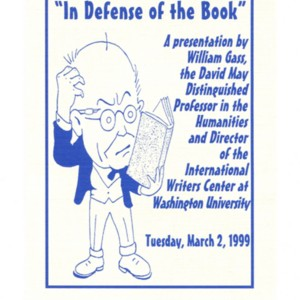 """In Defense of the Book"" Presentation"