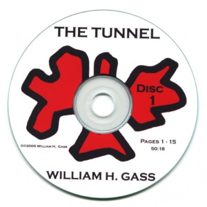 <em>The Tunnel</em>, read by William H. Gass