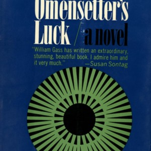 <em>Omensetter's Luck</em> - Dust Jackets and Paperback Covers