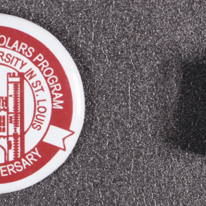 John B. Ervin Scholars Program button and pin