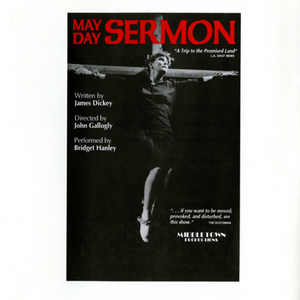 "Press kit for ""May Day Sermon"" by James Dickey"