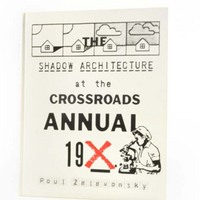 The shadow architecture at the crossroads annual 19__