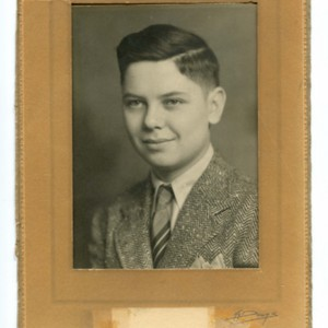 William H. Gass, circa 1939-1942