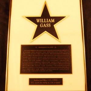 St. Louis Walk of Fame award, May 17, 1998