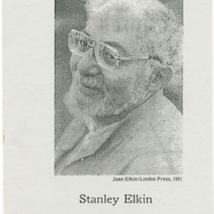 """Stanley Elkin: A Memorial Tribute"""