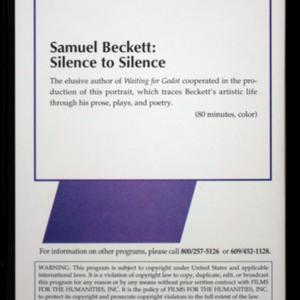 Beckett-SilencetoSilence-31878730-back.jpg