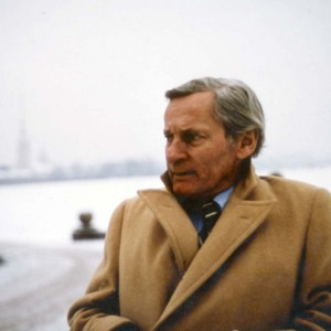 William Gaddis Photograph by William Gass