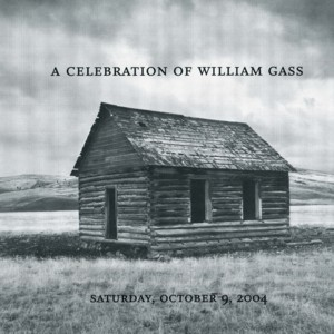"""A Celebration of William Gass"""