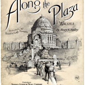 Along the Plaza : waltzes / by Henry K. Hadley.